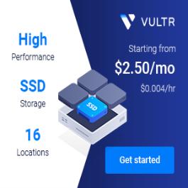 Vultr服务器,送100美金