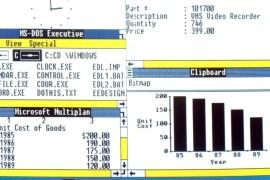 Windows 系统发展历程,图解这30年从1到10