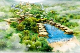 """地产反哺旅游:绿维""""温泉+""""小镇模式"""