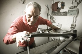 浅谈意大利之鹰世界著名80年老牌自行车品牌FRW辐轮王单车