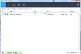 Free Download Manager (FDM) 中文版 - 替代迅雷最佳免费开源下载工具软件