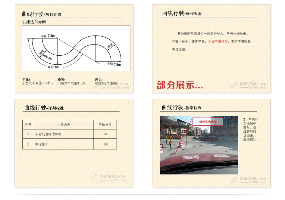 学车视频教程 科目一 科目二 科目三 学车模拟驾驶软件第4张-菜鸟分享