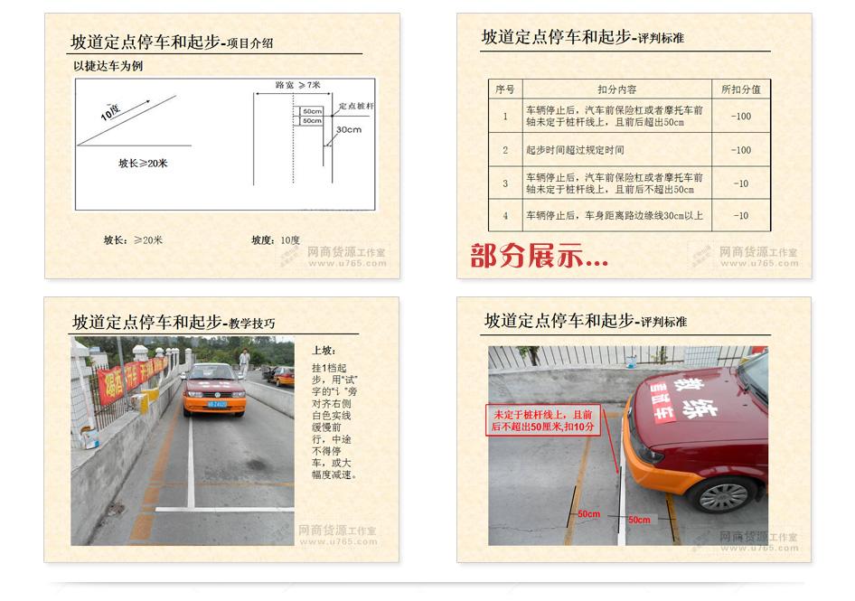 学车视频教程 科目一 科目二 科目三 学车模拟驾驶软件第5张-菜鸟分享