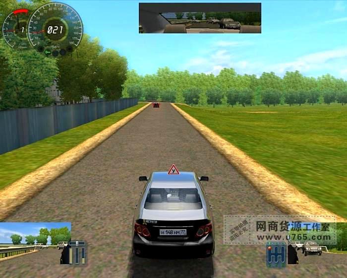 学车视频教程 科目一 科目二 科目三 学车模拟驾驶软件第23张-菜鸟分享
