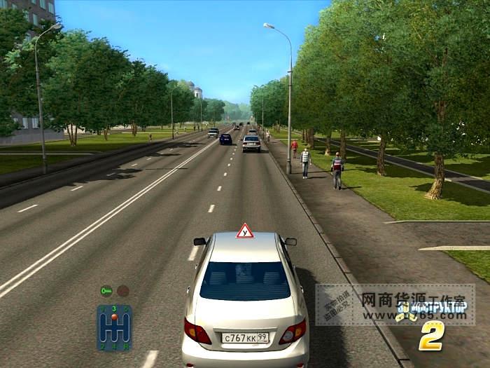 学车视频教程 科目一 科目二 科目三 学车模拟驾驶软件第24张-菜鸟分享