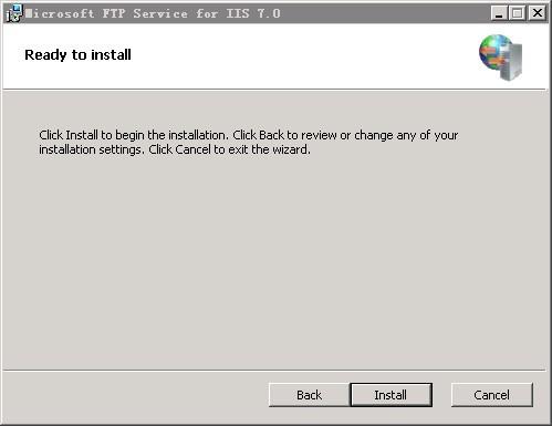 一键安装包配置环境:Windows+IIS+Php+Mysql第22张-菜鸟分享
