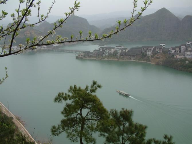 我的家乡思蒙上了台湾电视节目-旅游圣地第1张-菜鸟分享