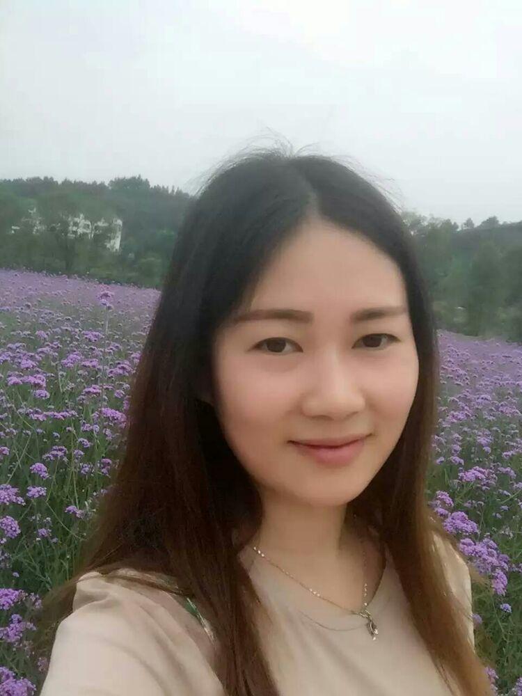 蝶恋花唯美篇—湖南溆浦思蒙薰衣草庄园第30张-菜鸟分享