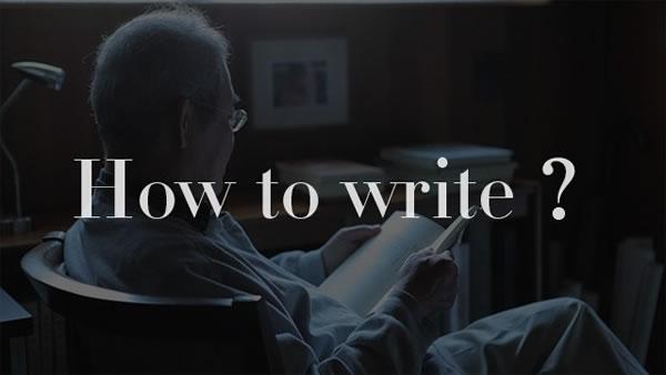 原创文章写作,原来就那么点儿事 好文分享 第4张