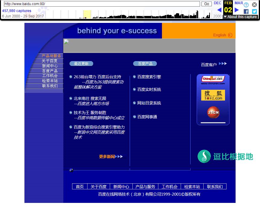 一个从1996年备份了超过4000亿个网页的网页时光机 — Wayback 第3张-菜鸟分享