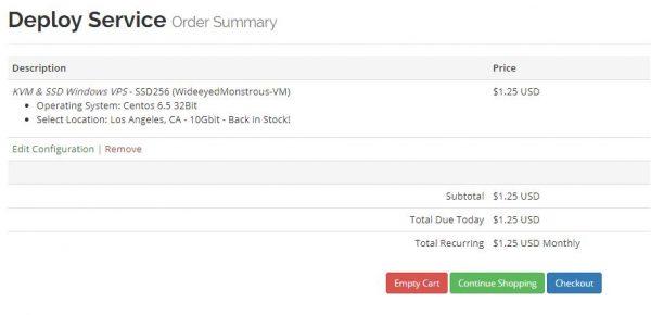 七折购买VirMachVPS的方法:解决优惠码窗口不显示的问题!第1张-菜鸟分享