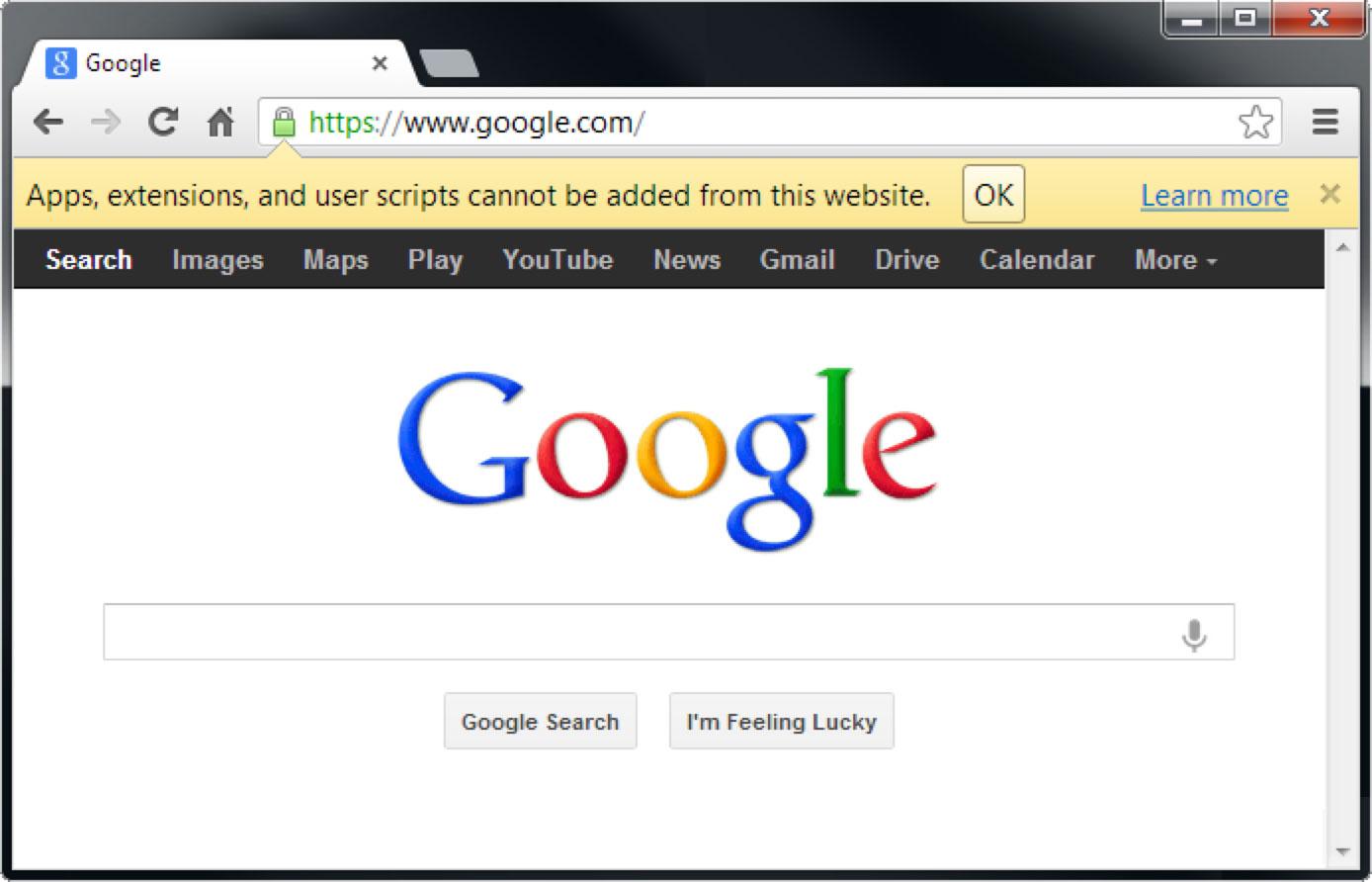 谷歌浏览器Chrome如何安装下载的CRX扩展插件?第1张-菜鸟分享