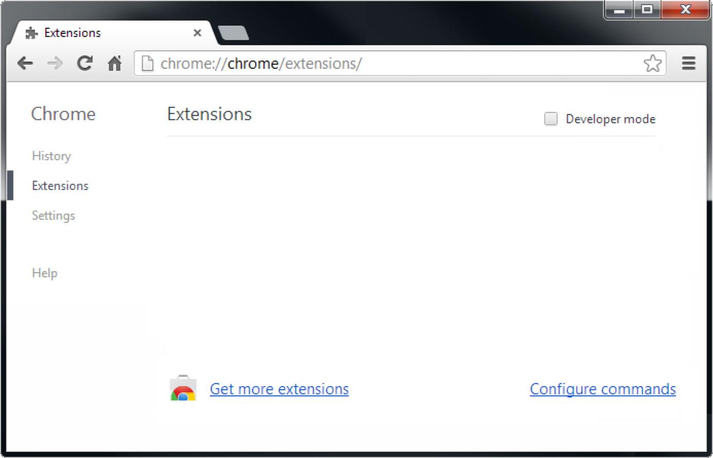 谷歌浏览器Chrome如何安装下载的CRX扩展插件?第2张-菜鸟分享