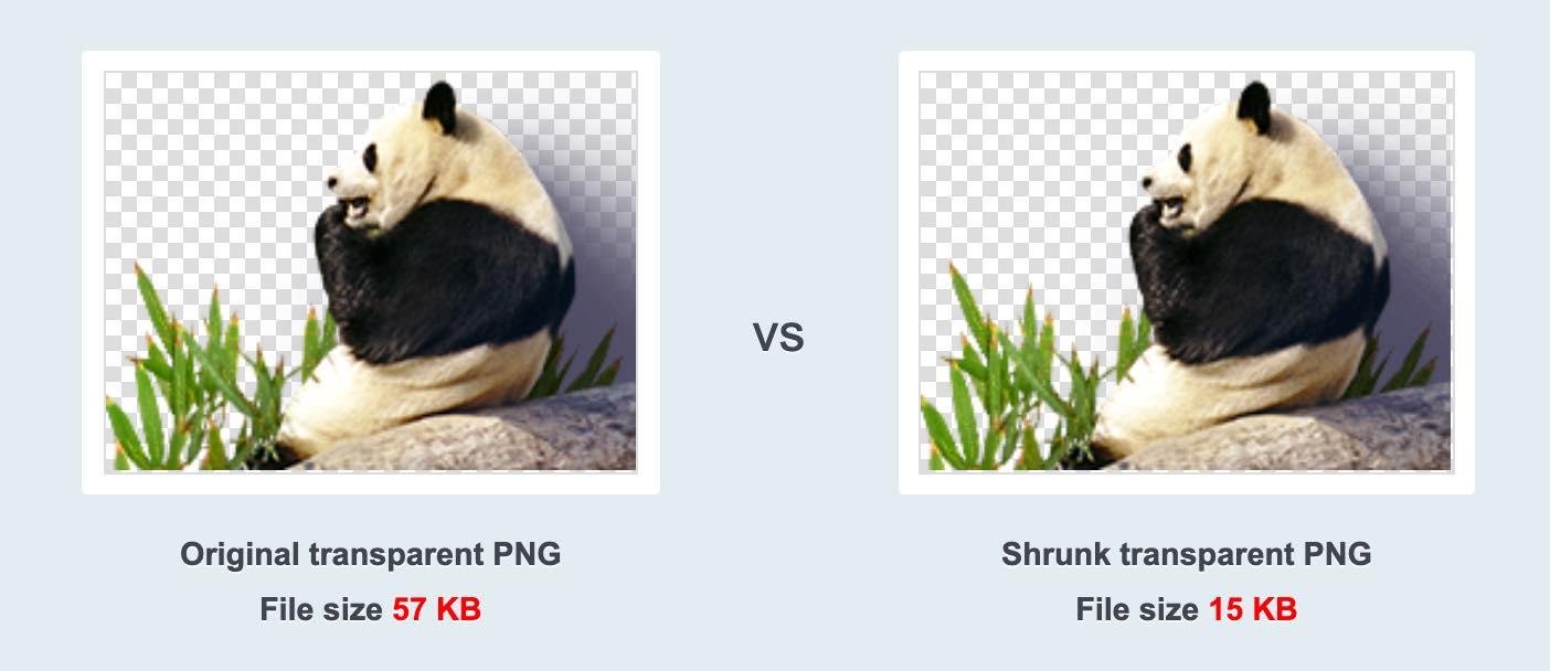 「TinyPNG For Mac」前端工程师都在用的图片压缩工具,能减小70%图片体积