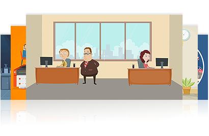 动画视频软件,万彩动画大师送3000个激活码,抢完即止!第2张-菜鸟分享