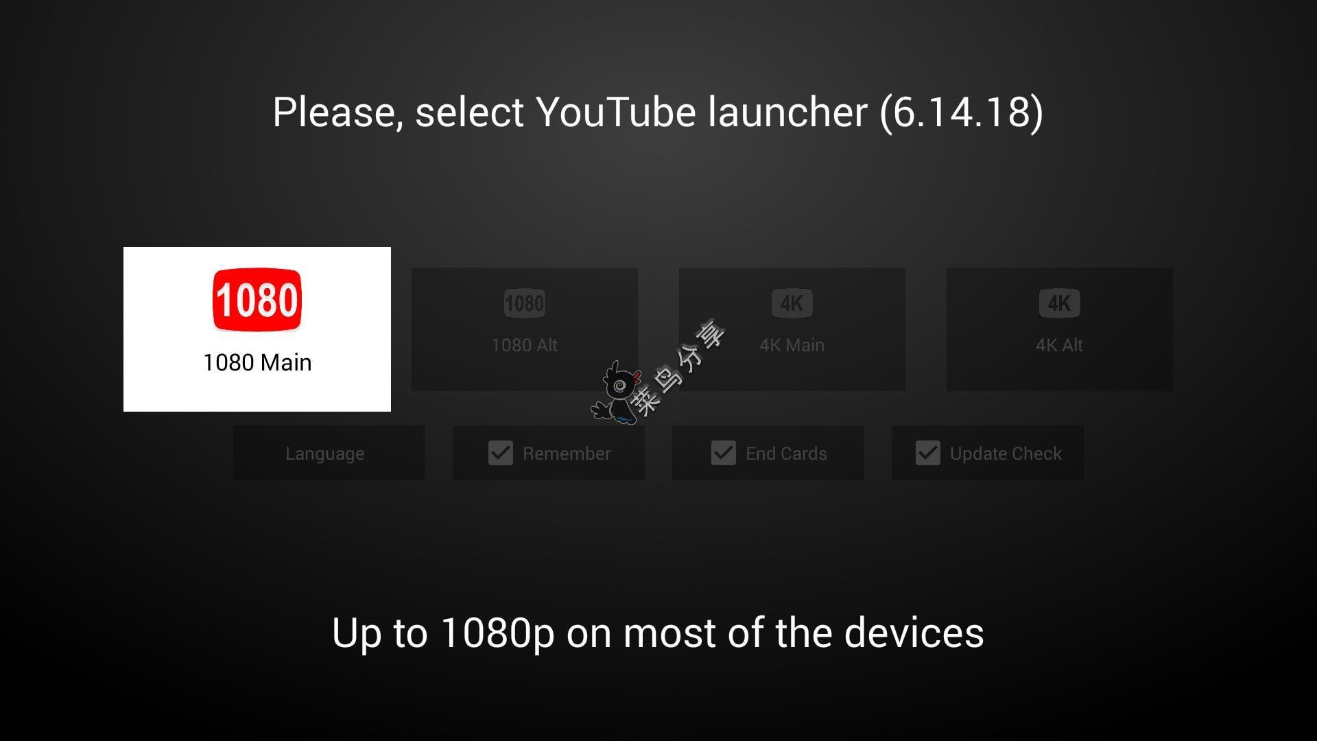 轻松两步教你在小米电视和小米盒子上看YouTube第1张-菜鸟分享